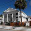 Attend the historic First Baptist Church while in Cedar Key.